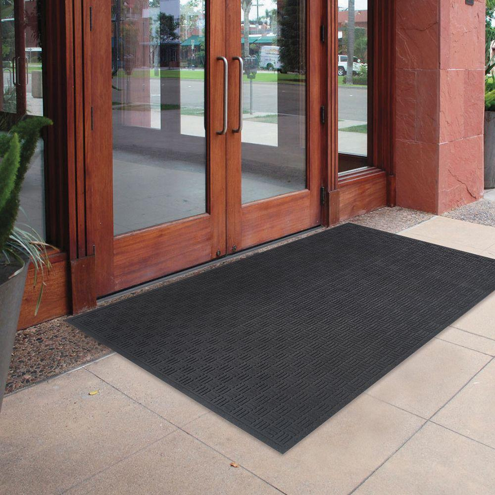 DOOR MAT OVERSIZED 72 X 48 Commercial Rubber Large Outdoor