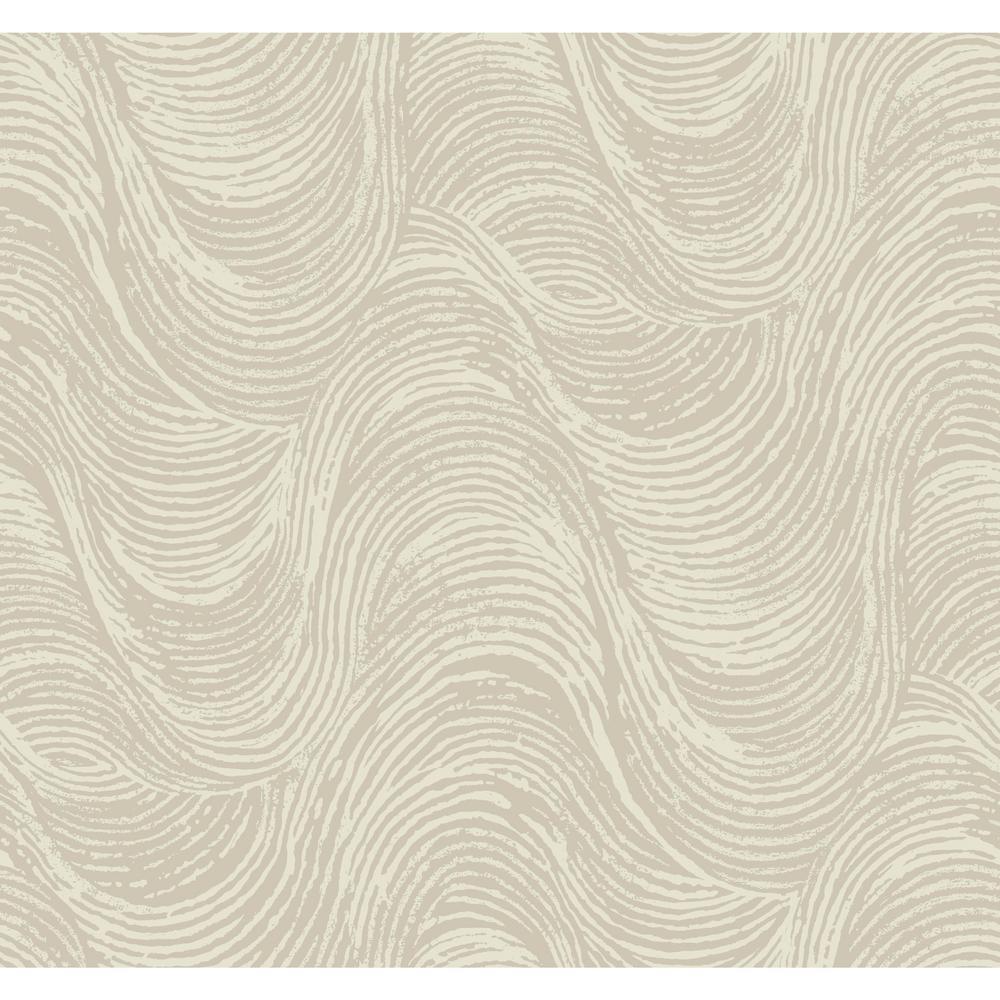 Ronald Redding Designs Masterworks Great Wave Wallpaper