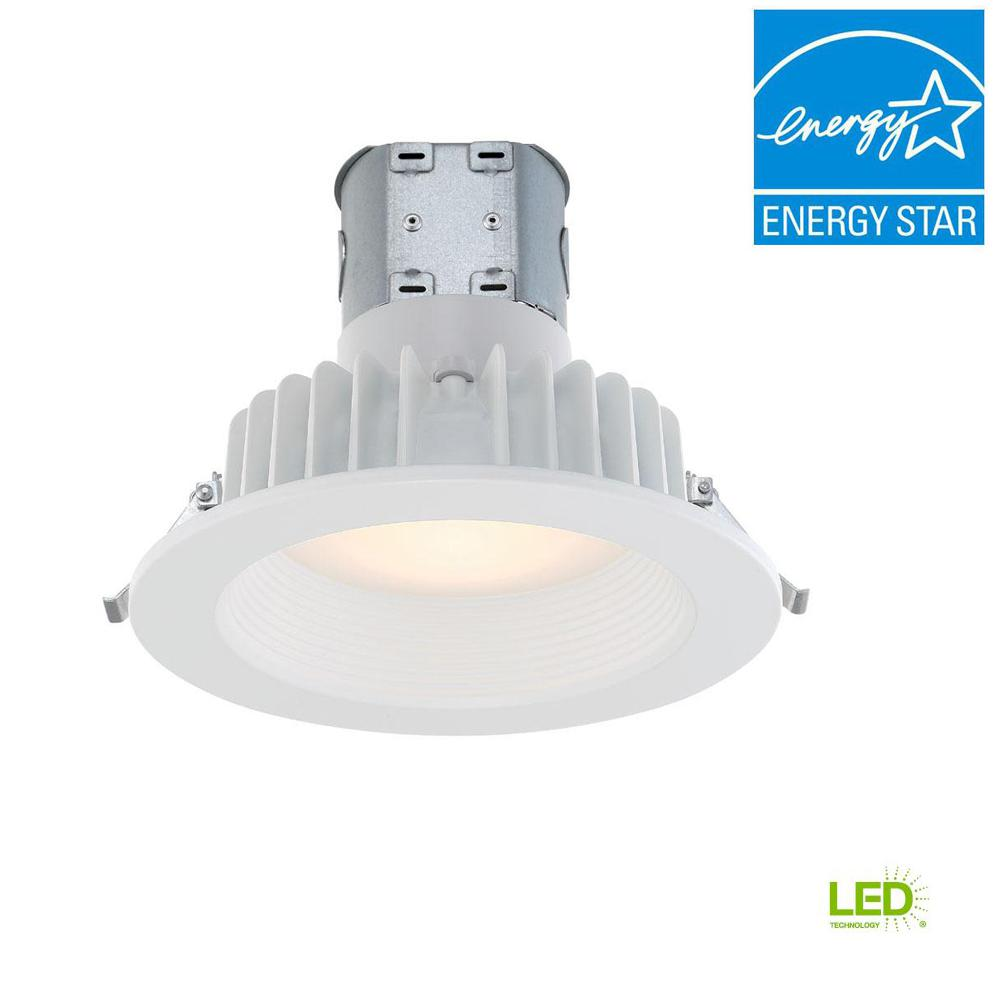 This Review Is From Easy Up 6 In White Integrated Led Recessed Kit