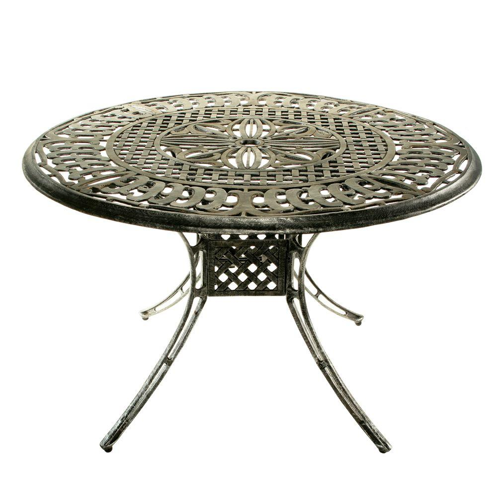 Oakland Living Capitol Patio Dining Table