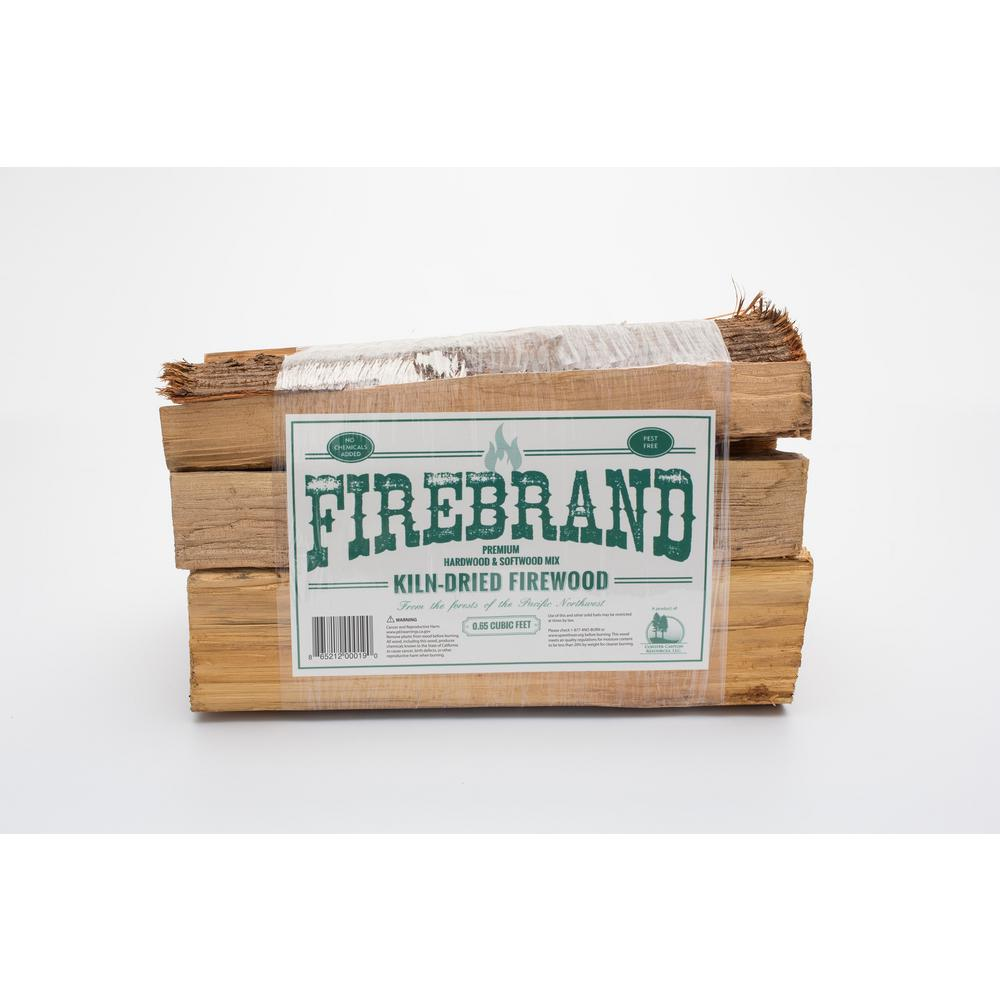 0.65 cu. ft. Bundled Firewood