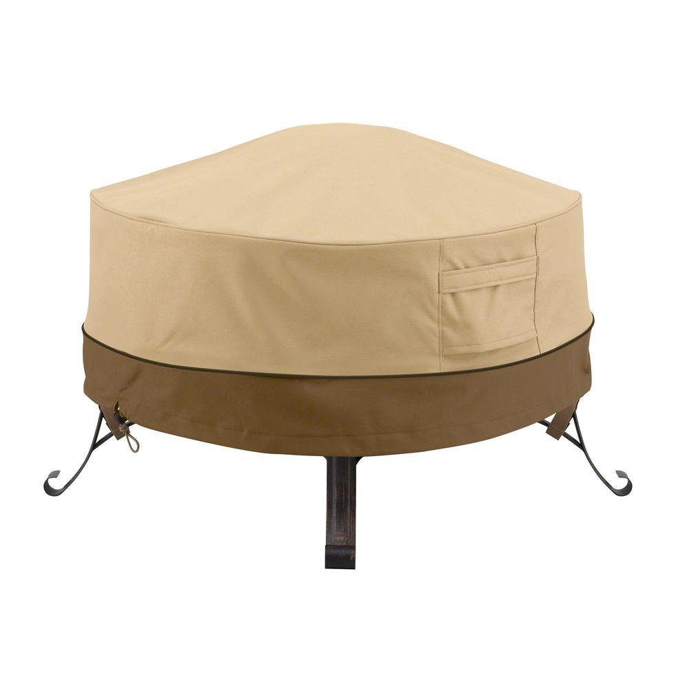 High Quality Veranda 24 In. Round Full Coverage Fire Pit Cover