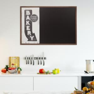 Pinnacle Vintage Bakery Sign Wall Mounted Kitchen Chalkboard ...