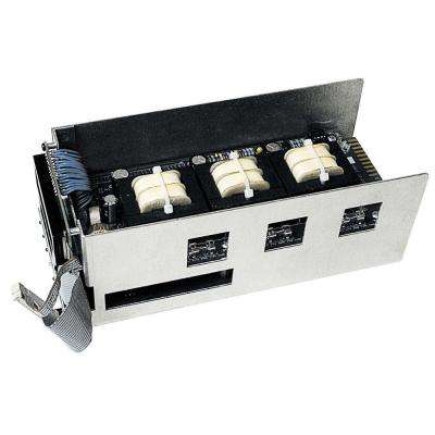 Dimmer Control Module for NSI DS Series Dimmer Rack, Black