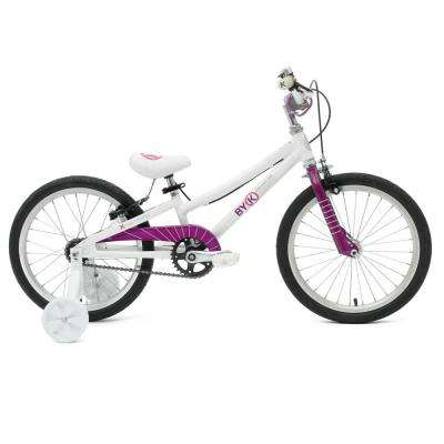 E-350 18 in. Wheels, 8 in. Frame Purple Kid's Bike