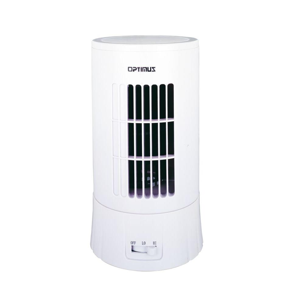 Desktop Ultra Slim Tower Fan With Led Display