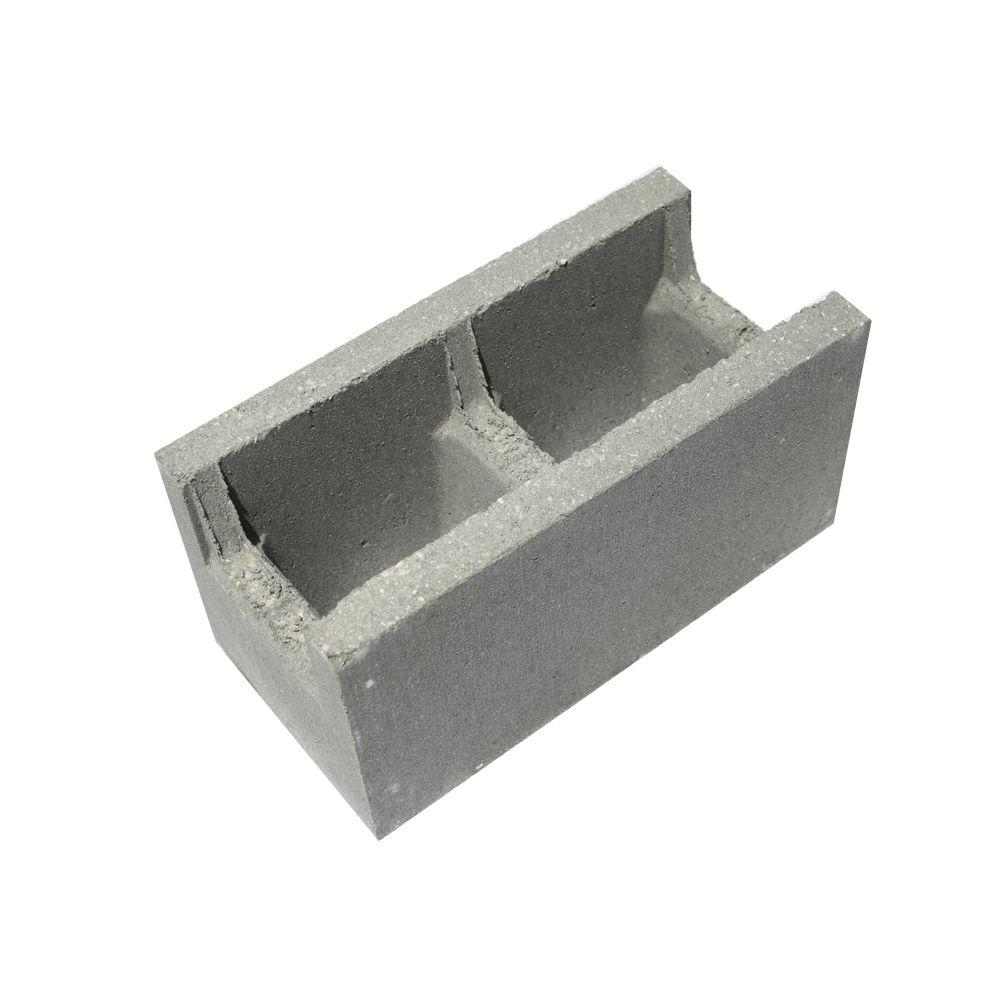 8 In. X 8 In. X 16 In. Restricted Beam Concrete Block