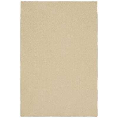 Pattern Perry Appaloosa Texture 6 ft. x 9 ft. Bound Carpet Rug