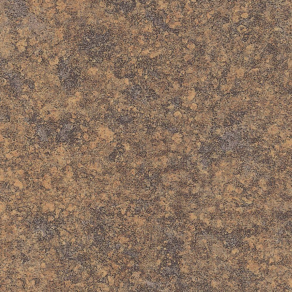 FORMICA 5 in. x 7 in. Laminate Countertop Sample in Mineral Sepia with Premiumfx Radiance Finish