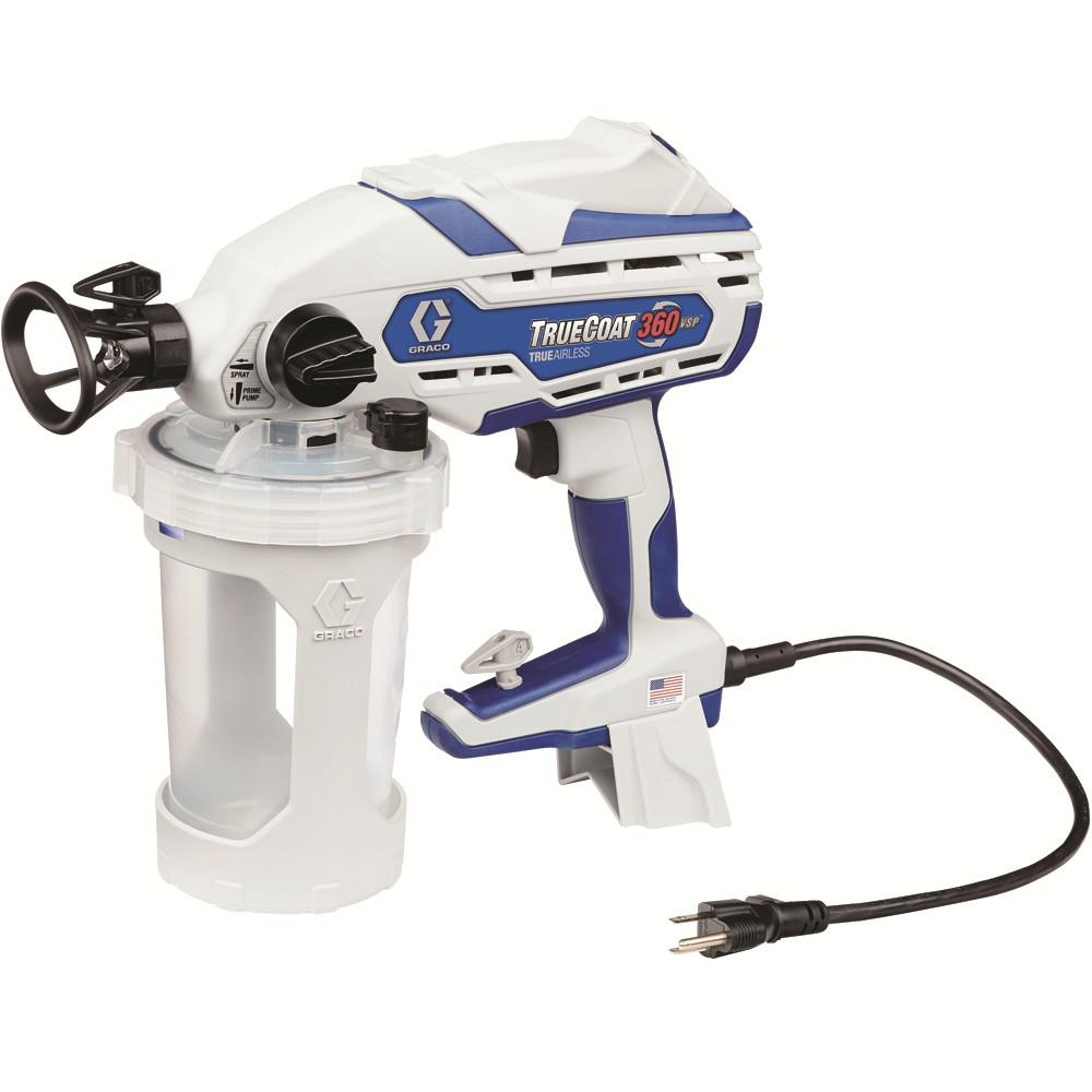 Graco TrueCoat 360 VSP Airless Paint Sprayer