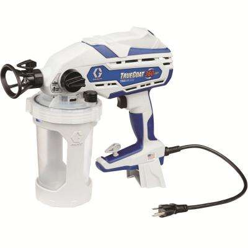 TrueCoat 360 VSP Airless Paint Sprayer