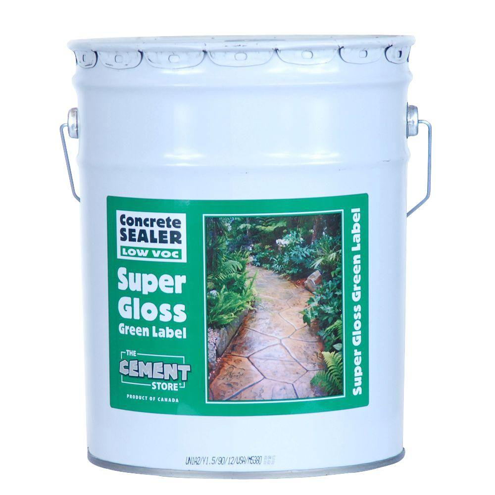 5 gal. Porous Concrete and Masonry Water Repellent with Ultimate Wear