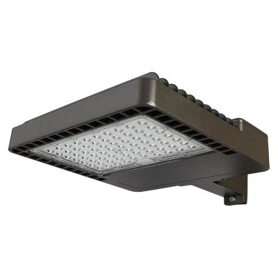 1600-Watt Equivalent Integrated LED Area Light and Flood Light, 24400 Lumens, Dusk to Dawn Outdoor Security Light