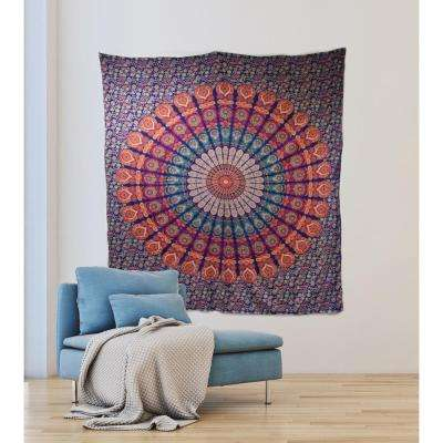 84.64 in x 92.52 in Raghav Wall Tapestry