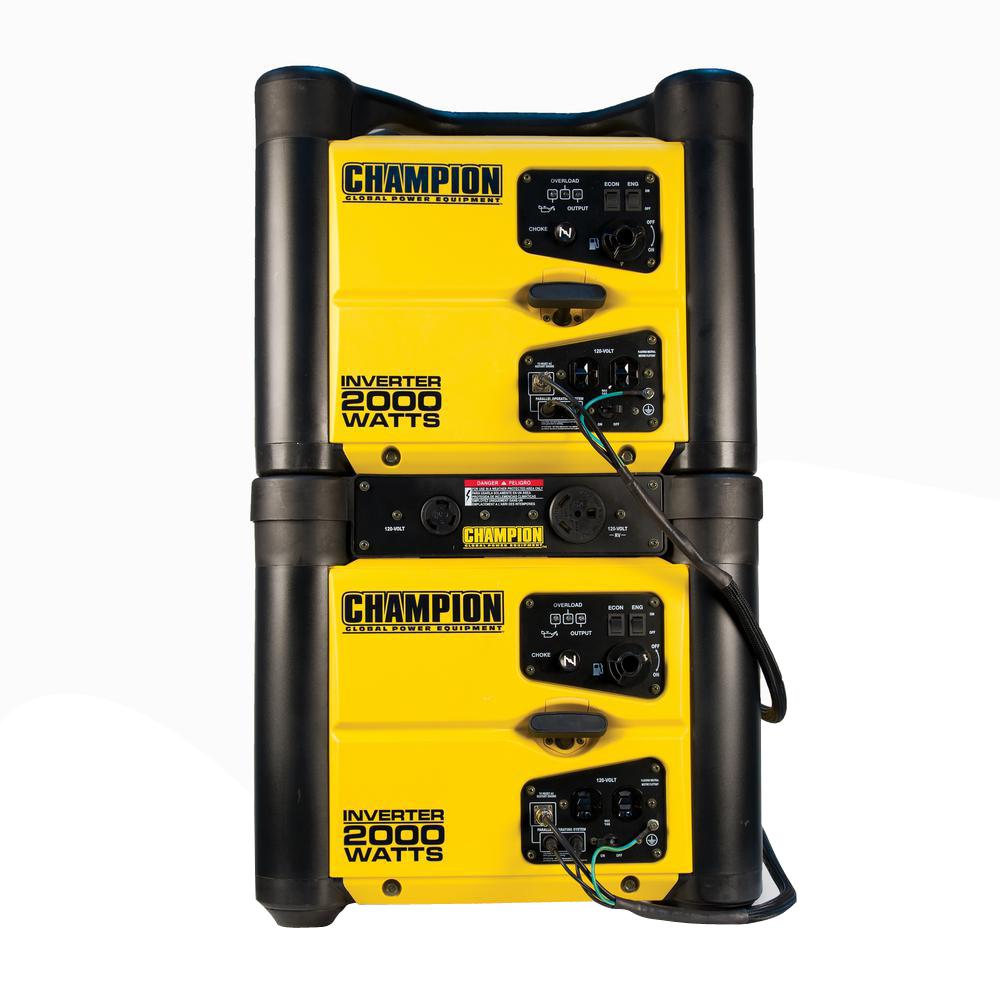 1,700-Watt Recoil Start Gasoline Powered Portable Inverter Generators with