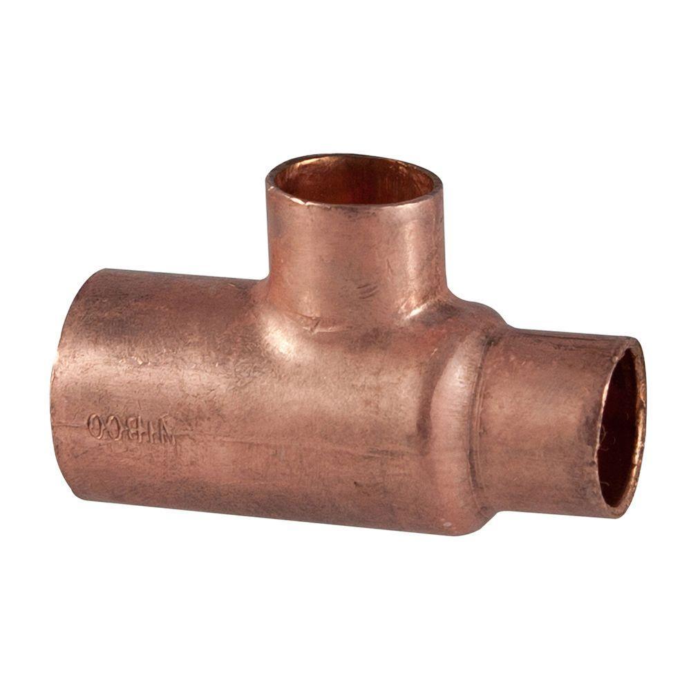 In copper pressure cup