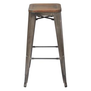 Pleasing Osp Home Furnishings Indio Round Pub Table And 2 Bar Stool Machost Co Dining Chair Design Ideas Machostcouk