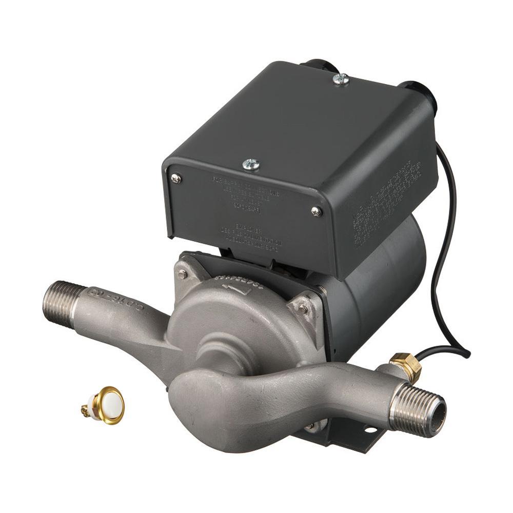 Rheem 1 25 Hp Hot Water Recirculating Pump Rh18403 The