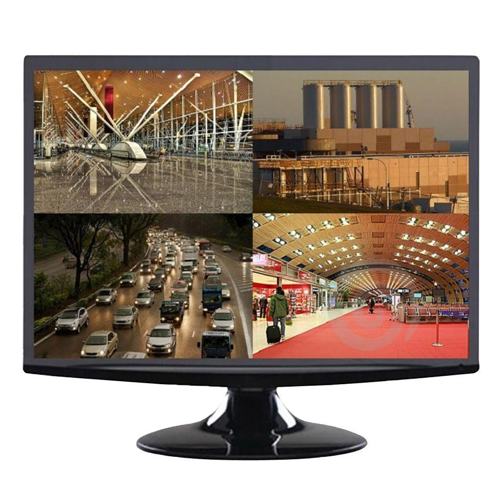 21.5 in. LED LCD CCTV 1920 x 1080 Monitor