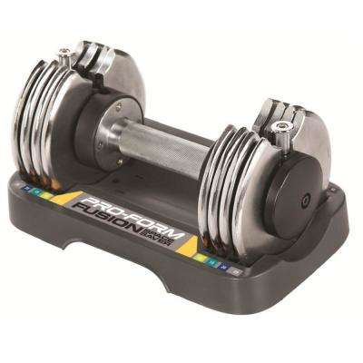 25 lbs. Select-A-Weight Dumbbell