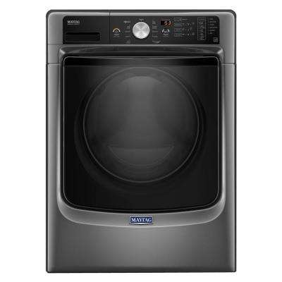 4.5 cu. ft. High-Efficiency Front Load Washer with Steam in Metallic Slate, ENERGY STAR