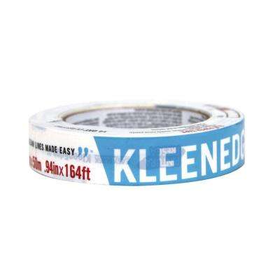 KleenEdge 0.94 in. x 54-2/3 yds. Low Tack Painting Tape