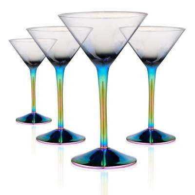 8 oz. Martini Coctail Glasses (Set of 4)