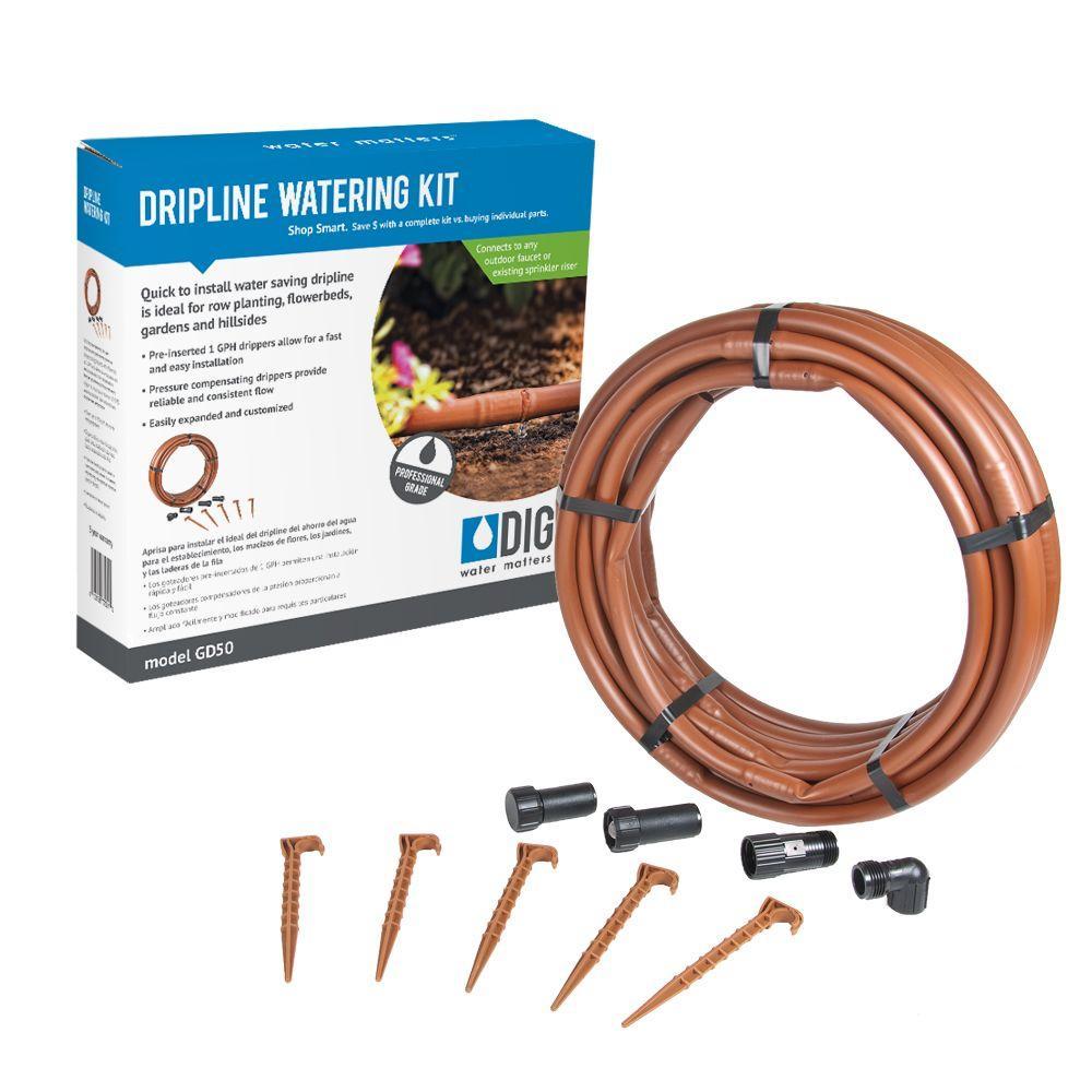 Landscape Drip Watering Kit