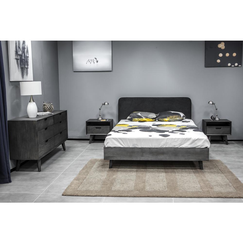 Mohave 3 Piece Acacia Queen Bedroom Set