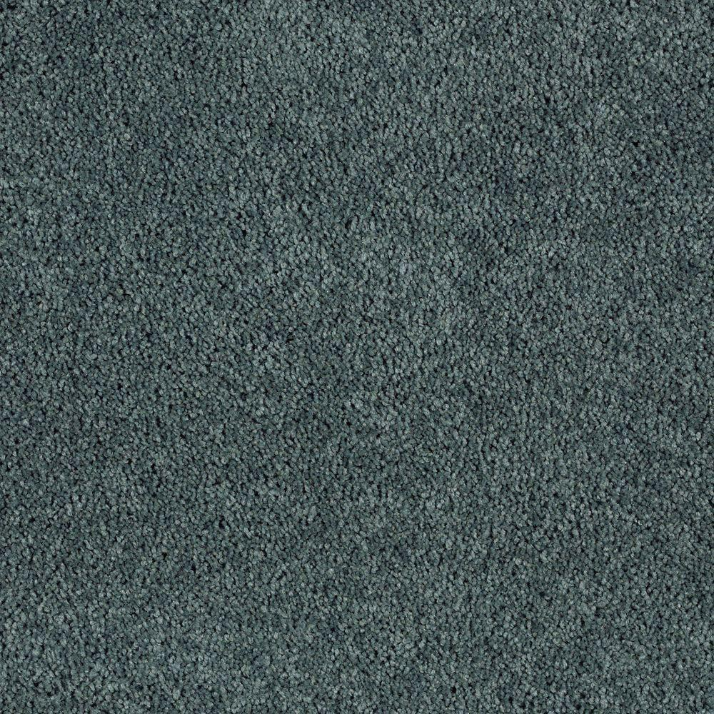 TrafficMASTER Elevations - Color Ocean Blue Ribbed Texture Indoor ...