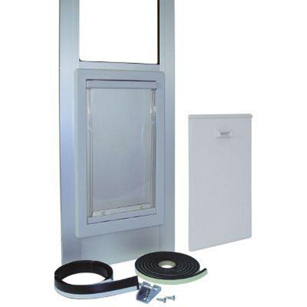 Super Large Mill Pet And Dog Patio Door