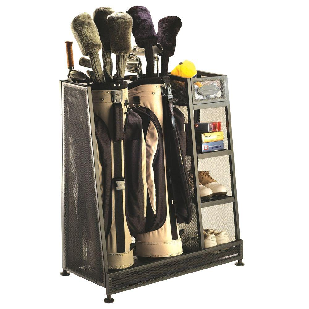 Suncast 17.5 in. x 32 in. Golf Organizer