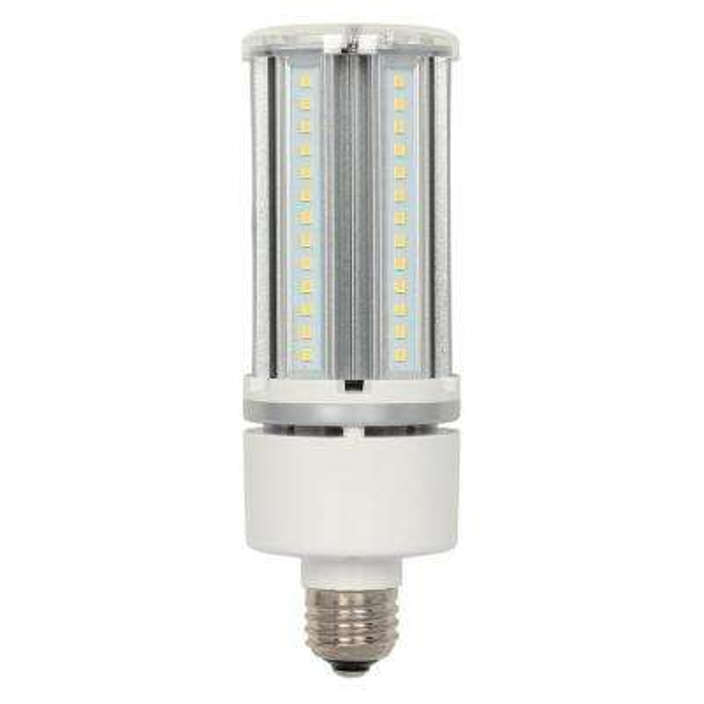 150-Watt Equivalent T19 Corn Cob LED Light Bulb Daylight