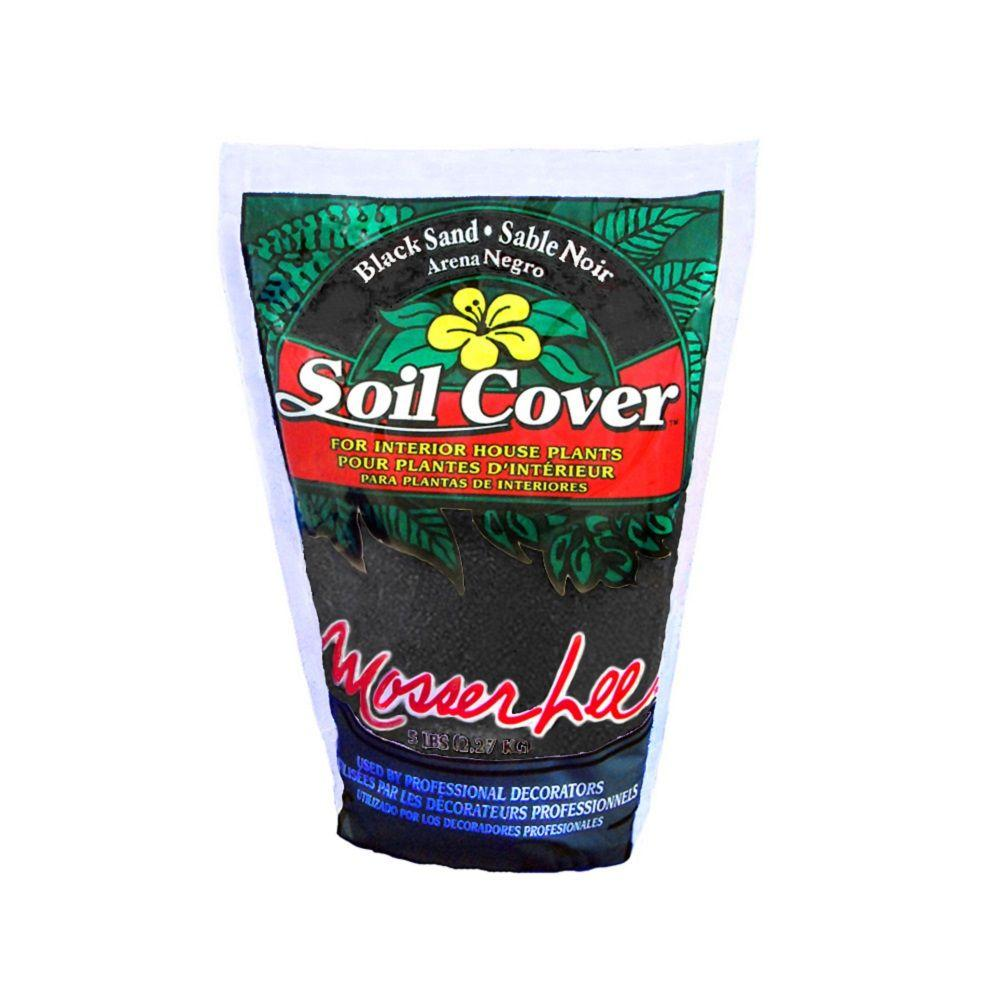 Mosser Lee 5 lb. Black Sand Soil Cover