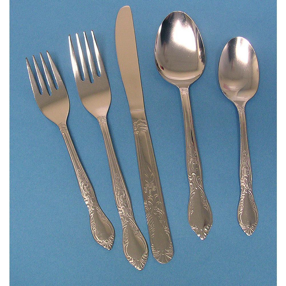 Utica Cutlery Company Allen Hall 20-Piece Service for 4