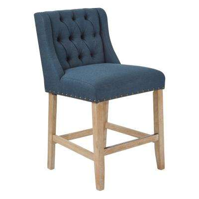 24 in. Azure Kate Counter Stool
