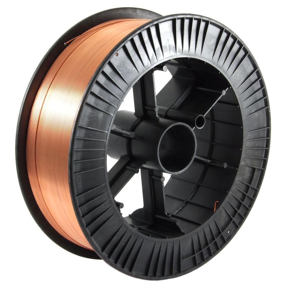 Forney 0.045 Dia E70S-6 Mild Steel MIG Wire 33 lb. Spool-42282 - The ...