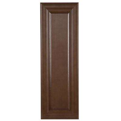 11.77x35.98x0.79 in. Decorative Wall End Panel in Butterscotch