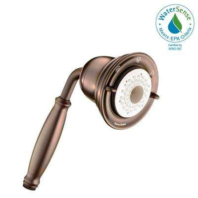 FloWise Traditional Water-Saving 3-Spray Hand Shower in Oil Rubbed Bronze