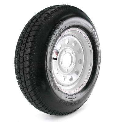 175/80D-13 Load Range C 5-Hole Mod Trailer Tire and Wheel Assembly