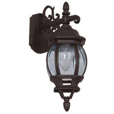 Hamersley 1-Light Oil-Rubbed Bronze Outdoor Wall Lantern