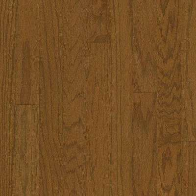 Plano Oak Saddle 3/8 in. Thick x 3 in. Wide x Varying Length Engineered Hardwood Flooring (30 sq. ft. / case)