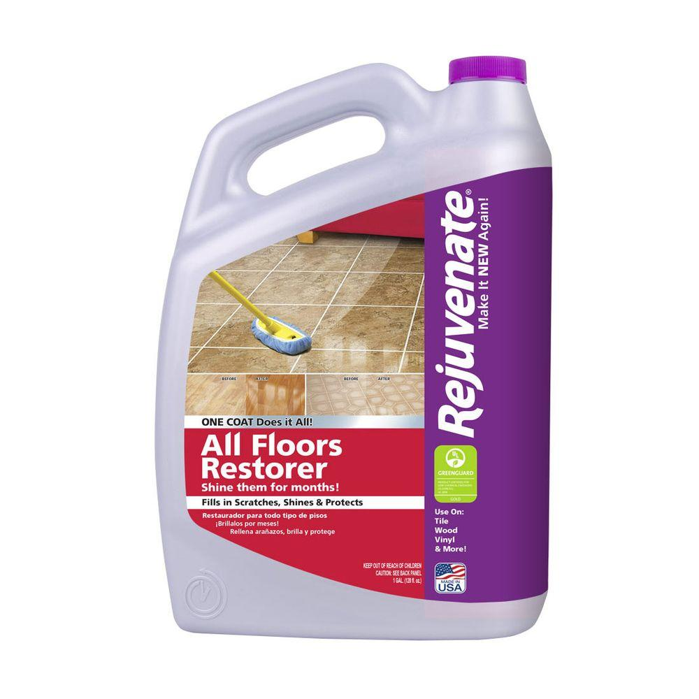 Floor Cleaning 101 How To Bring Back The Shine To Dull: All Floors Restorer Protectant Multi Surface White Indoor