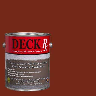 Deck Rx 1 gal. Clay Wood and Concrete Exterior Resurfacer