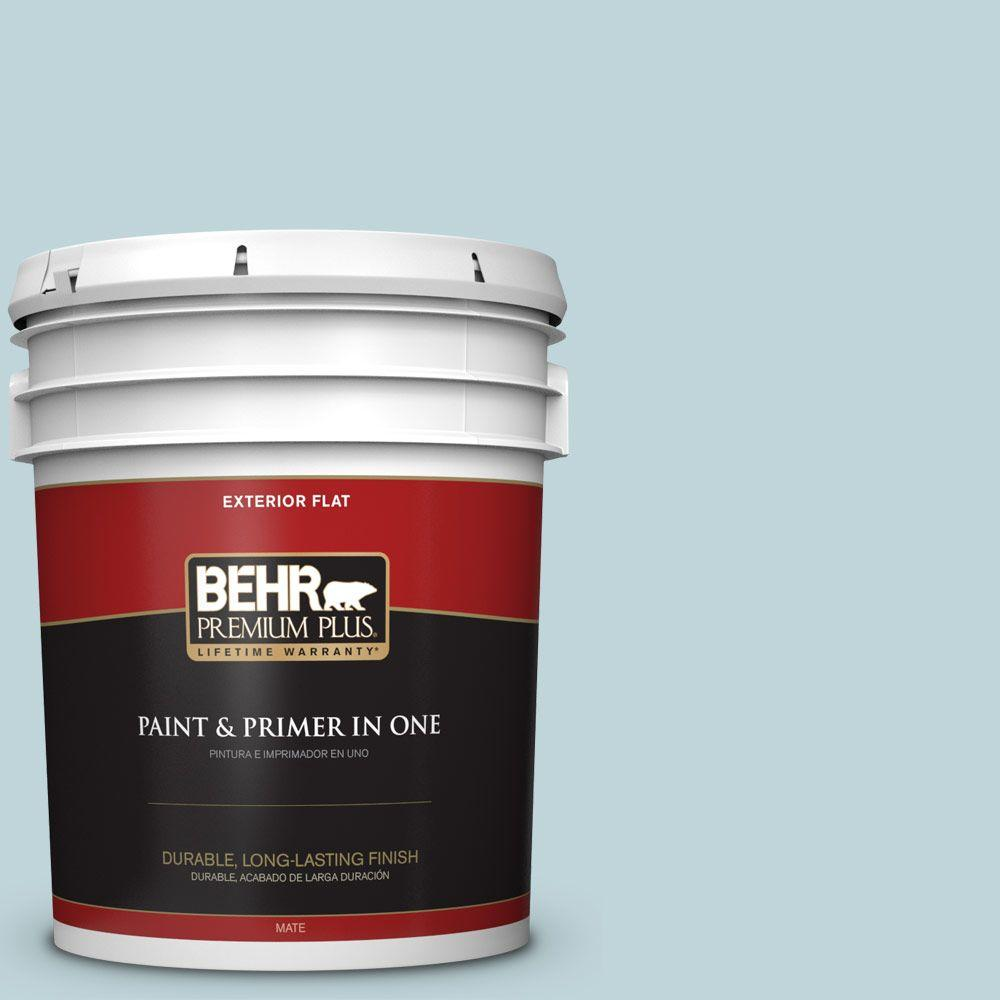 5-gal. #S450-2 Wind Speed Flat Exterior Paint