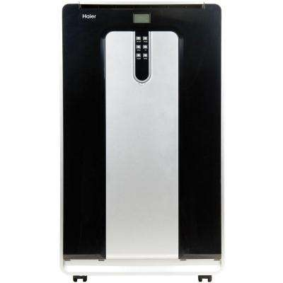 14,000 BTU Portable Air Conditioner with Heat Dual-Hose Dehumidifier and Remote