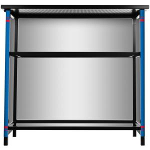 DePaul University 2-Shelf Black Bar with Case