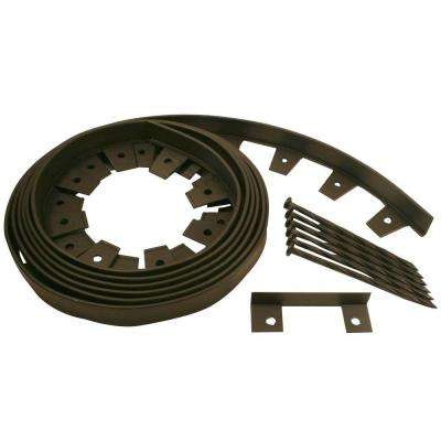 No-Dig 20 ft. Landscape Edging and Paver Edging Kit