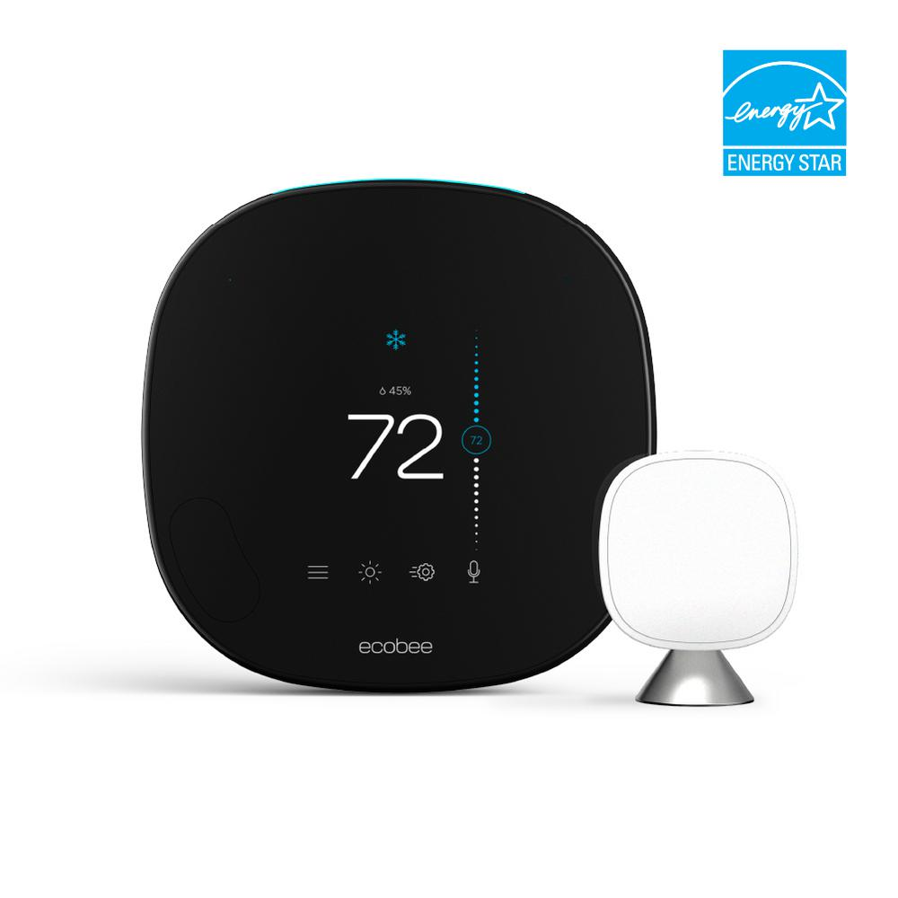 SmartThermostat with Voice Control