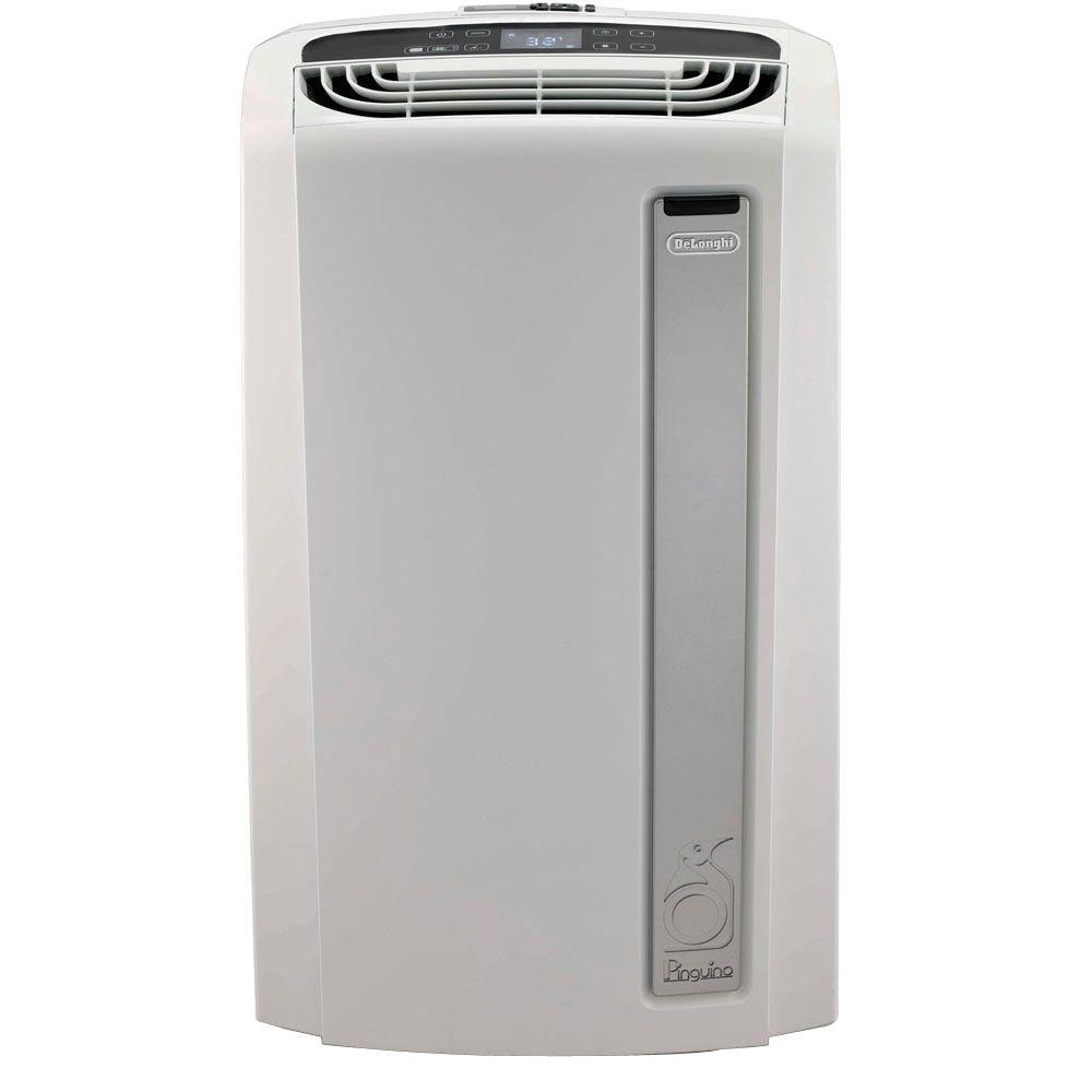 Pinguino 12,000 BTU Whisper Quiet Portable Air Conditioner with Dehumidifier and